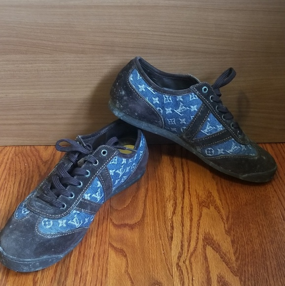 Louis Vuitton Other - My FAVORITE Louis Vuitton Sneakers